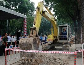"""Khởi công 2 công trình """"giải cứu"""" sân bay Tân Sơn Nhất"""