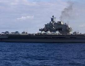 Sức mạnh của Hải quân Nga khi không có tàu sân bay?