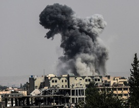 Mỹ giáng đòn khốc liệt chưa từng có vào sào huyệt của IS ở Syria