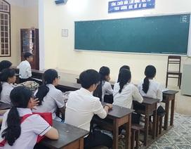 Thừa Thiên Huế không tăng học phí năm học 2017-2018
