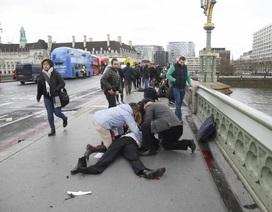 Vụ khủng bố ở London diễn ra trong 82 giây