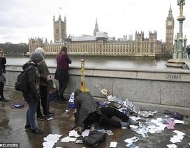 Việt Nam gửi điện chia buồn vụ khủng bố tại Anh