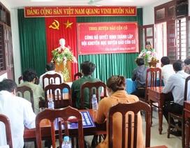 Quảng Trị: Phát triển phong trào khuyến học tại đảo Cồn Cỏ