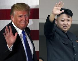 Tổng thống Trump khen ngợi ông Kim Jong-un