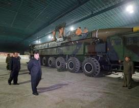 Ukraine bác tin bán thiết bị tên lửa cho Triều Tiên