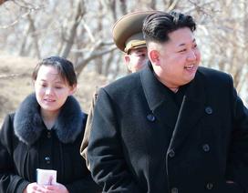 Chân dung người em gái quyền lực của ông Kim Jong-un