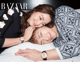 Rộ tin Kim Tae Hee mang bầu