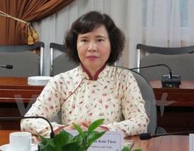 Bà Hồ Thị Kim Thoa hiện không thuộc trường hợp được thôi việc