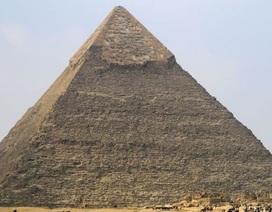 Giải quyết được bí ẩn về cách xây dựng Đại Kim tự tháp