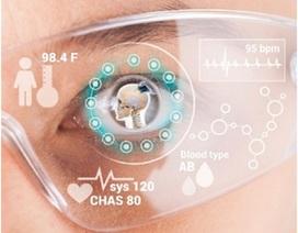 Kính thực tế ảo tăng cường để hỗ trợ bác sĩ