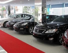 Vốn FDI đổ mạnh vào lĩnh vực kinh doanh ô tô
