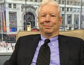 Nobel Kinh tế 2017 vinh danh Giáo sư Đại học Chicago