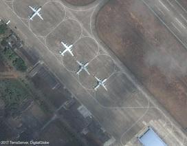 Trung Quốc lần đầu đưa máy bay do thám mới tới đảo Hải Nam