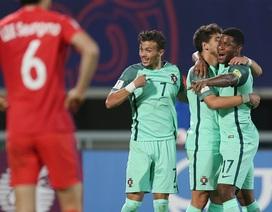 Thua Bồ Đào Nha, U20 Hàn Quốc bị loại sớm tại World Cup U20