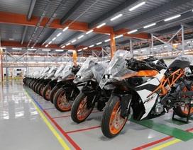 """KTM chọn Philippines làm """"cứ điểm"""" sản xuất cho thị trường ASEAN"""