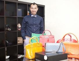 Start-up buôn đồ hiệu cũ kiếm bộn tiền ở Dubai