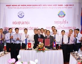 Bộ KH&CN Việt Nam – Lào: Tiếp tục đẩy mạnh hợp tác trên nhiều lĩnh vực