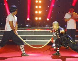 Hoảng loạn trước những màn biểu diễn mạo hiểm của gameshow Việt