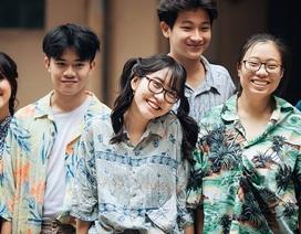 Thú vị bộ ảnh kỷ yếu mang phong cách thời bao cấp của teen Hà Nội