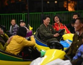Những góc ảnh mới lạ về cuộc sống bình dị tại thủ đô Triều Tiên