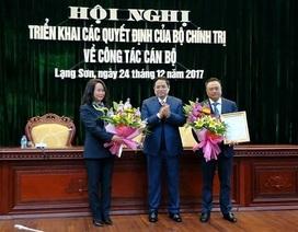 Bà Lâm Phương Thanh làm Bí thư Tỉnh ủy Lạng Sơn