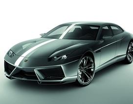 Lamborghini sẽ có mẫu xe 4 cửa vào năm 2021?
