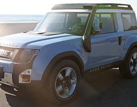 Sợ bị nhái thiết kế, Land Rover ra mắt Defender mới không qua bản concept