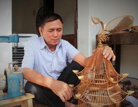 """Ngôi làng của những """"triệu phú lồng chim"""" giữa Thủ đô"""
