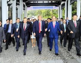 Phó Thủ tướng nói về thành tựu đối ngoại của Việt Nam năm 2017