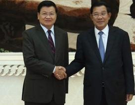 Lào tuyên bố rút quân khỏi biên giới Campuchia