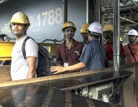 Malaysia bắt hàng trăm lao động nước ngoài bất hợp pháp
