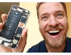 """Gặp người """"sản xuất"""" iPhone 6S từ linh kiện tái chế mua ở chợ"""