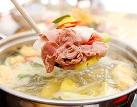 Điểm danh những món lẩu đắt khách cho mùa hè Hà Nội