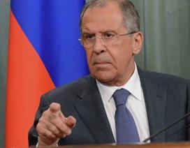 """Ngoại trưởng Lavrov """"tố"""" tình báo Mỹ tuyển giới ngoại giao Nga làm gián điệp"""
