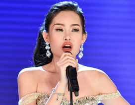 Lê Âu Ngân Anh lên tiếng về tin đồn bỏ tiền mua giải Hoa hậu Đại Dương 2017