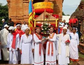 Lễ hội Katê của người Chăm trở thành di sản văn hóa phi vật thể quốc gia