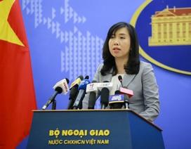 Việt Nam tuân thủ nghị quyết trừng phạt Triều Tiên
