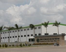 Dân lại kêu ô nhiễm, nhà máy giấy Lee & Man vẫn khẳng định an toàn