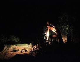 """Bình Định: """"Đất tặc"""" hoành hành trong đêm, chính quyền không hay biết?"""