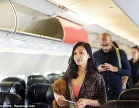 Lên máy bay trước tiên có thể gây hại cho sức khỏe của bạn