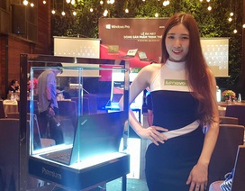 Lenovo giới thiệu loạt mẫu Thinkpad 2017 tại Việt Nam