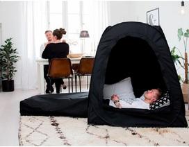 """Ra mắt thiết bị """"lều nghỉ"""" thông  minh"""