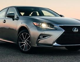 Thế hệ mới của dòng ES sẽ thay thế Lexus GS?
