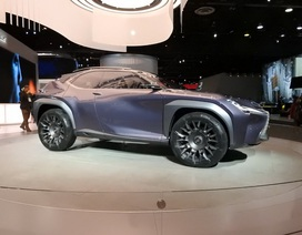 Lexus xác nhận sẽ sản xuất mẫu UX Concept