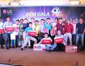 16 đội bóng tranh tài tại LG - Multi V Cup 2017