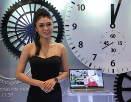 Laptop nặng 940 gram của LG chính thức bán tại Việt Nam
