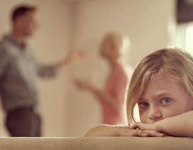 Các cuộc ly hôn trong cãi vã khiến trẻ em có nguy cơ mắc bệnh gấp đôi