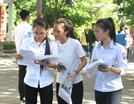 Kỳ thi THPT quốc gia năm 2017 diễn ra từ ngày 22-24/6