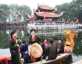 Độc đáo những lễ hội tôn vinh âm nhạc truyền thống ở miền Bắc