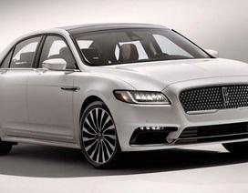 Lincoln Continental đe doạ thị phần của BMW 7-Series